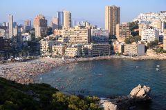 Benidorm Stock Photography