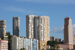 Benidorm Royalty Free Stock Images