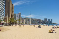 Benidorm Stock Photos