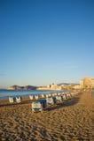 Benidorm beach Royalty Free Stock Photography