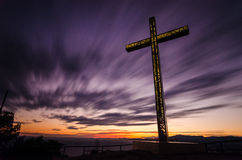 Benidorm Cross Stock Photography