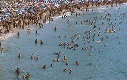 Benidorm en Espagne Photo libre de droits
