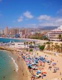 Benidorm, Hiszpania Fotografia Royalty Free