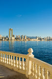 Benidorm resort Stock Images