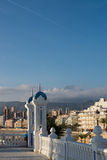 Benidorm skyline Royalty Free Stock Photo