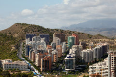 Benidorm, Spain Royalty Free Stock Images