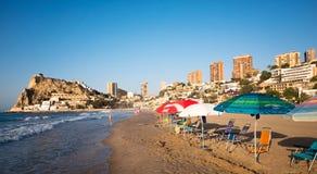 Benidorm, Spanien Lizenzfreie Stockfotos