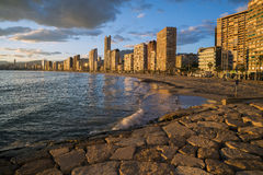 Benidorm Royalty Free Stock Photos