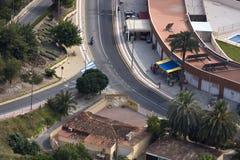 Benidorm. Um recurso de Spain Fotografia de Stock