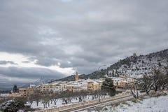 Benifallim, Аликанте, Испания Стоковая Фотография RF