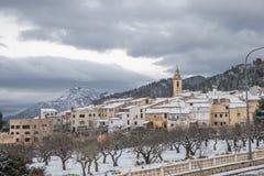 Benifallim, Аликанте, Испания стоковое фото rf