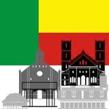 Benin Obrazy Stock
