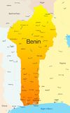 Benin Royalty Free Stock Images