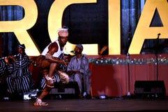 Benin obywatela balet fotografia stock