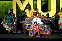 Benin obywatela balet zdjęcia stock