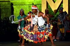 Benin obywatela balet obrazy stock