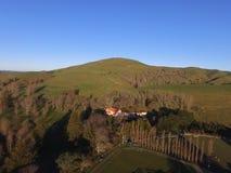 Benits wzgórze Nowa Zelandia Obraz Stock