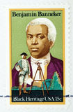 Benjamin Banneker circa 1980 Royalty Free Stock Photography