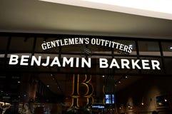 Benjamin Barker Stock Image