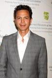 Benjamin Bratt obtient aux 2012 amis unis du gala d'enfants Photos stock