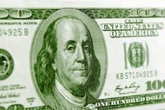 benjamin Franklin, obraz royalty free