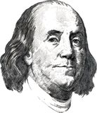 Benjamin Franklin libre illustration