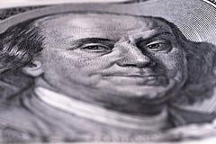 Benjamin Franklin 库存照片