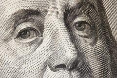 Benjamin Franklin fotografie stock