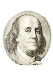 Benjamin Franklin Royalty Free Stock Photos