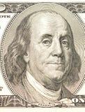 Benjamin Franklin Imagen de archivo libre de regalías