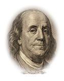 Benjamin Franklin Immagini Stock Libere da Diritti