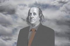 Benjamin Franklin Zdjęcia Stock