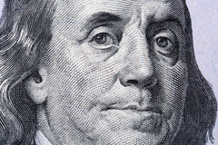 Benjamin Franklin immagine stock