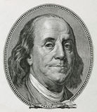 Benjamin Franklin Images libres de droits