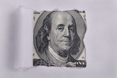 benjamin Franklin, Obraz Royalty Free