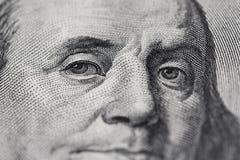 Benjamin Franklin Imagens de Stock Royalty Free