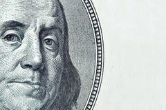 Benjamin Franklin Fotografia Stock