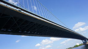 Benjamin Franklin Bridge in Philadelphia Stock Photos