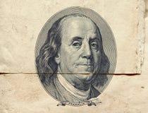 Benjamin Franklin royaltyfria bilder
