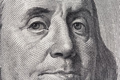 Benjamin Franklin Royalty Free Stock Image