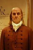 Benjamin Franklin wosku postać obraz royalty free