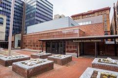 Benjamin franklinmuseum Philadelphia Stock Foto