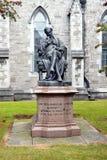 Benjamin Guinness Statue Stock Image