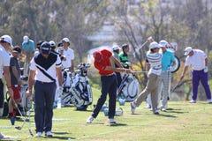 Benjamin Hebert at Andalucia Golf Open, Marbella Royalty Free Stock Photography