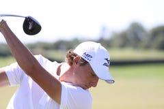 Benjamin Hebert at golf French Open 2010 Royalty Free Stock Image