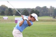 Benjamin Hebert, Vivendi golf cup, sept 2010 Royalty Free Stock Photos