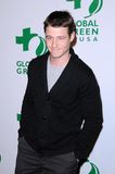 Benjamin McKenzie bij de 6de Jaarlijkse Partij pre-Oscar van de Globale Groene V.S. Avalon Hollywood, Hollywood, CA. 02-19-09 Stock Afbeelding