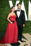 Benjamin Millepied, Natalie Portman, Vanity Fair Stock Image