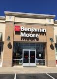 Benjamin Moore Stock Foto