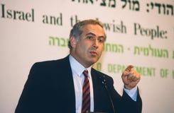 Benjamin Netanyahu imagen de archivo
